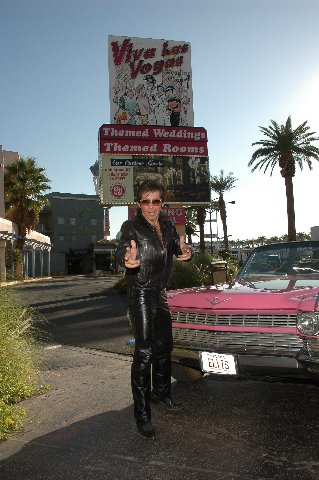 "The ""Elvis Pink Caddy"" Las Vegas  Photos"