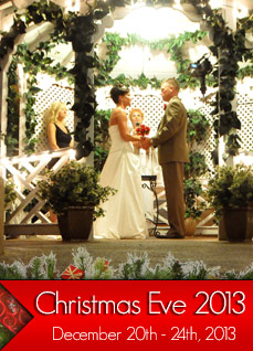 Our Christmas Eve Wedding Special