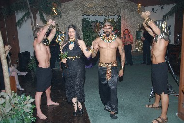 Egyptian Themed Las Vegas Wedding Package