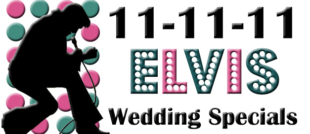 Book your 11/11/11 Wedding now!