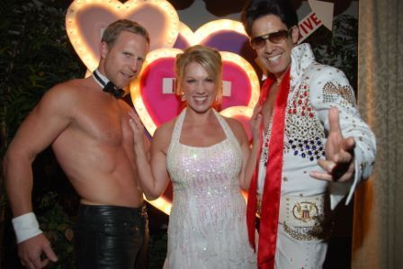 Las Vegas Elvis Themed Wedding Package