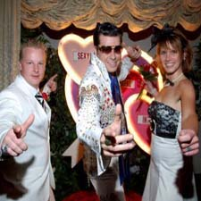 The Las Vegas Theme wedding package