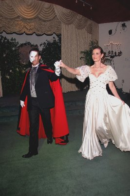 Phantom Themed Wedding Package
