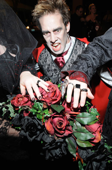 Dracula's Tomb Wedding Package