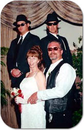 Bluez Brotherz Themed Las Vegas Wedding Package