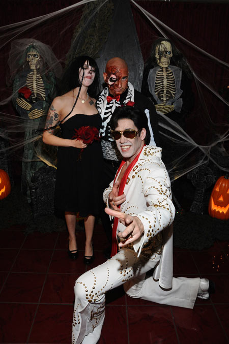 Daytime Ghoulish Gazebo Outdoor Wedding Package