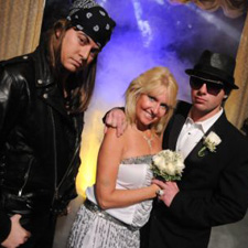Rock N Roll Wedding Package