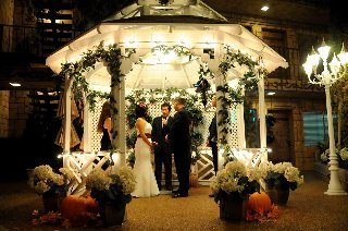 Outdoor Las Vegas Weddings