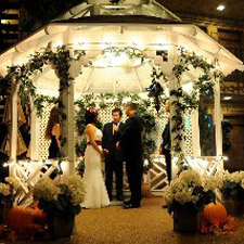 Outdoor Gazebo Wedding package