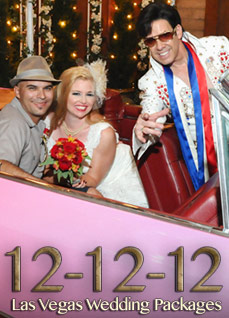 12/12/12 Silver Wedding Package