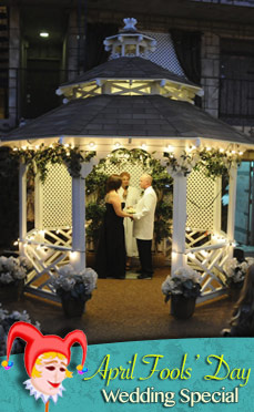 Fool For Love, Dream Wedding Package