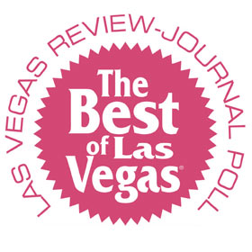 Best of Las Vegas Award Las Vegas Review Journal