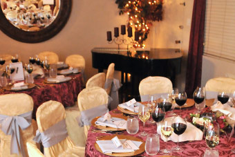 More Information about our Casual Buffet Las Vegas Wedding Reception Package
