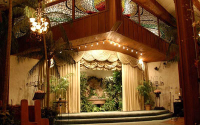 Venues For Your Las Vegas Wedding The Main Chapel
