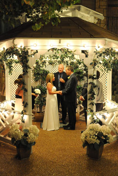 The Gazebo Chapel at Viva Las Vegas Weddings