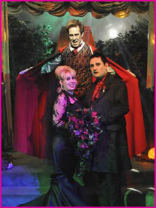 Viva Las Vegas Weddings | Dracula's Tomb Wedding