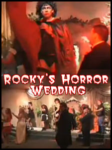 Viva Las Vegas Weddings | Rocky's Horror Wedding