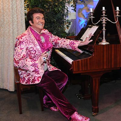 The Liberace Impersonator