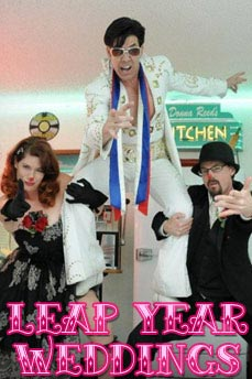 Leap Year Rockabilly Doo Wop Diner Wedding