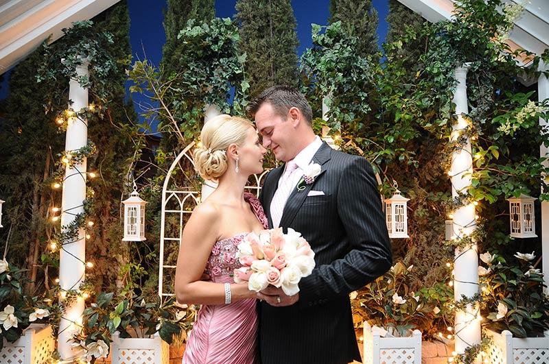 The Garden Chapel At Viva Las Vegas Wedding Chapel