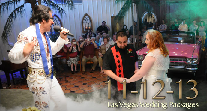 Hound Dog 11-12-13 Wedding Package