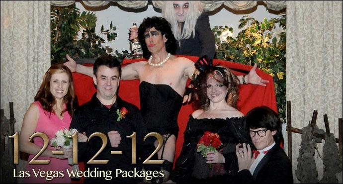 Viva Las Vegas Wedding Chapels 12 12 12 Las Vegas Themed Wedding
