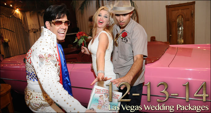 12 13 14 las vegas wedding packages viva las vegas for Crazy las vegas weddings