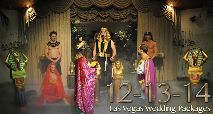 12-13-14 Themed Wedding Package
