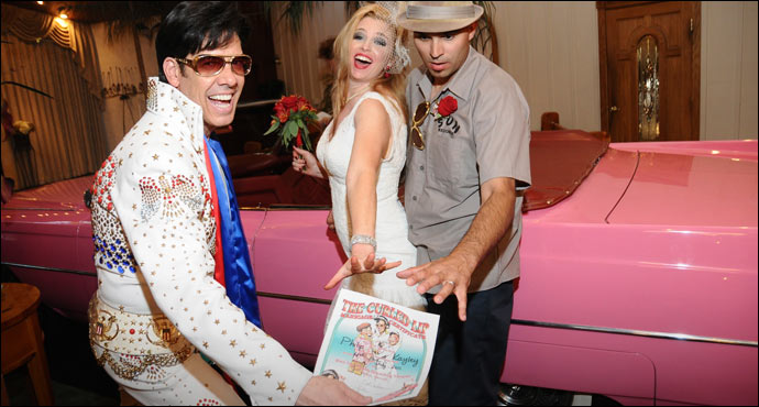 Elvis Wedding Packages Las Vegas Weddings