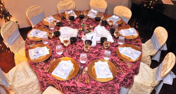 Wedding Reception A