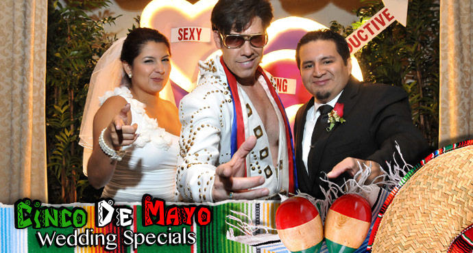 Cinco De Mayo Wedding Specials in Las Vegas