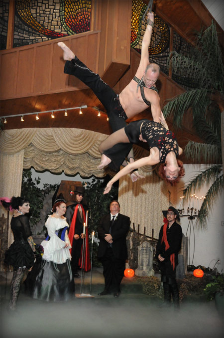 When Vampires Fly Wedding Package