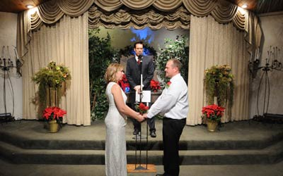 Viva Las Vegas Wedding Chapels Forevermore Wedding Package