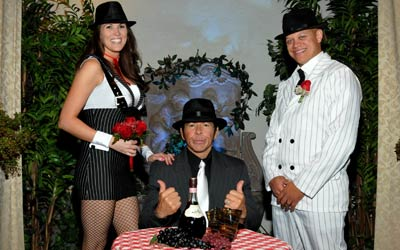 The Gangster Wedding