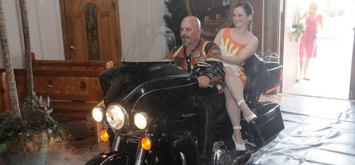 Harley finkelstein wedding