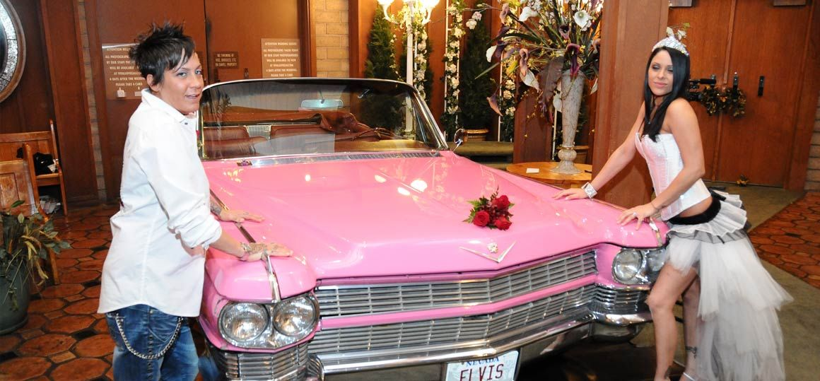 elvis-pink-caddy-LGBT-wedding-2