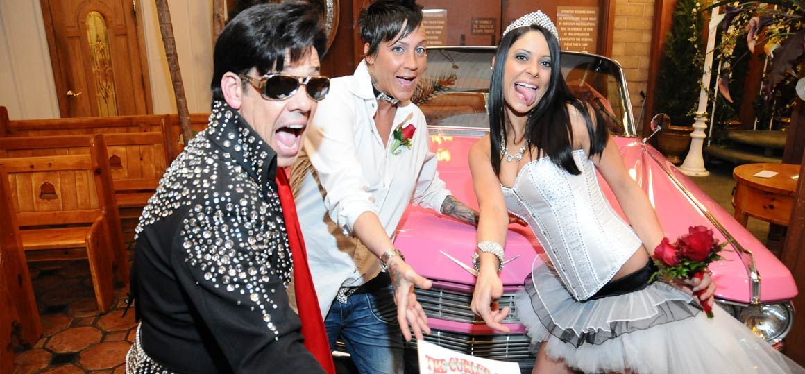 elvis-pink-caddy-LGBT-wedding