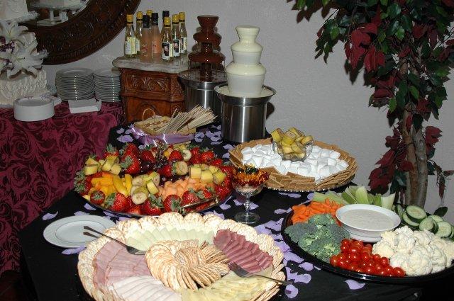 Menu Ideas For Wedding Reception Buffets Images - Wedding Decoration ...