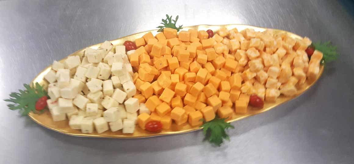 Large Cheese Plate for your Wedding