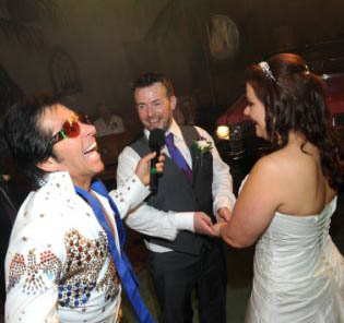Rock-a-Billy wedding package