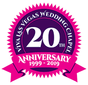 Viva Las Vegas Wedding Chapels 20th Anniversary