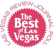 Viva Las Vegas Weddings has won Best Chapel in Las Vegas for many years.