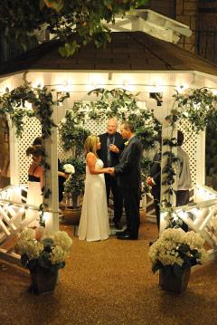 The Gazebo Chapel At Viva Las Vegas Weddings