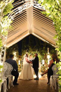 The Garden Chapel Las Vegas Weddings