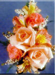 Wedding corsages for your Las Vegas ceremony
