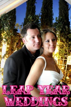 Leap Day  Wedding Package