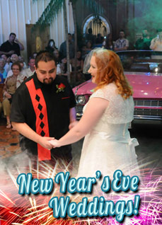 Our New Year's Eve Wedding Special