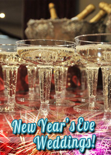 New Year's Eve Midwinter Night's Dream Wedding Package