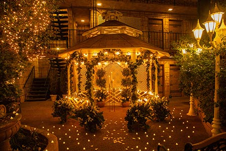 Viva Las Vegas Weddings Chapels - Gazebo Chapel