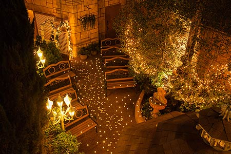 Gazebo Chapel At Viva Las Vegas Wedding Chapel Las Vegas